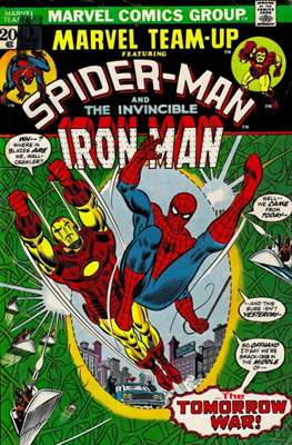 Marvel Team-Up Vol. 1 (Comic-Book) #9
