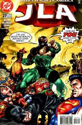 JLA Vol. 1 (1997-2006) (Comic-Book) #27