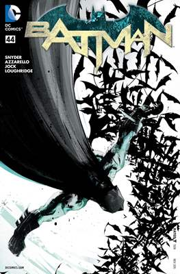 Batman (2012-2017) (Grapa) #44