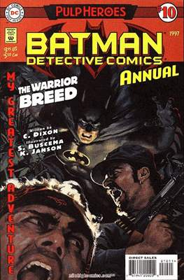 Detective Comics Vol. 1 Annual (1988-2011) (Comic Book) #10
