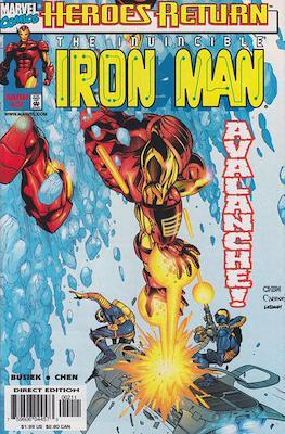 Iron Man Vol. 3 (1998-2004) (Comic Book) #2