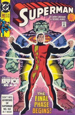 Superman Vol. 2 (1987-2006) (Comic Book) #42
