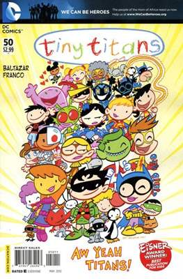 Tiny Titans (Comic-Book) #50