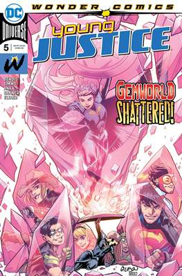 Young Justice (2019-) (Comic Book) #5