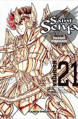 Saint Seiya. Los Caballeros del Zodíaco #21