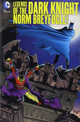 Legends of The Dark Knight: Norm Breyfogle (Hardcover) #1