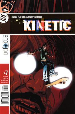 Kinetic (comic-book) #7