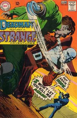 Strange Adventures (Comic Book) #212