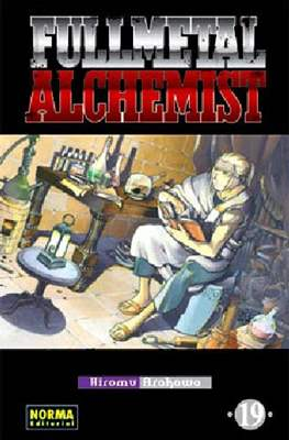 Fullmetal Alchemist (Rústica con sobrecubierta) #19