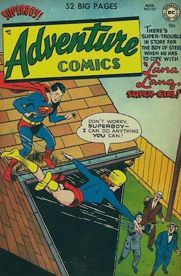 New Comics / New Adventure Comics / Adventure Comics (1935-1983 ; 2009-2011) (Comic Book) #167