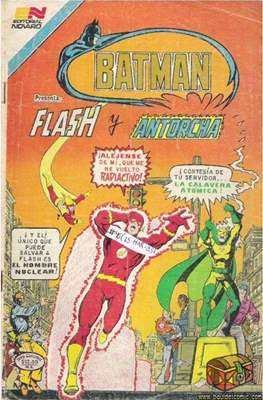 Batman (Grapa. Serie Avestruz) #46
