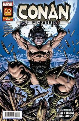 Conan el Bárbaro (2019-) (Grapa 48 pp) #13