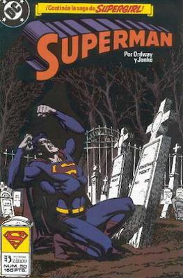 Superman: El Hombre de Acero / Superman Vol. 2 (Grapa 36 pp) #50
