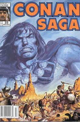 Conan Saga (Comic-book) #33