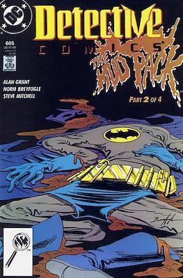 Detective Comics Vol. 1 (1937-2011; 2016-) (Comic Book) #605