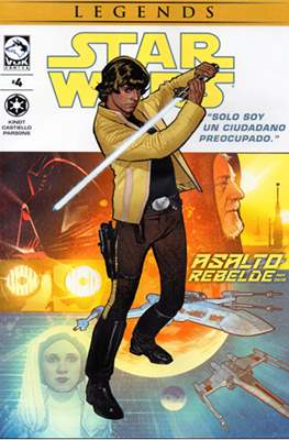 Star Wars: Asalto Rebelde (Grapas) #4