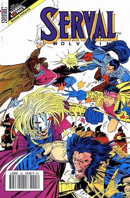 Serval / Wolverine Vol. 1 (Agrafé) #25