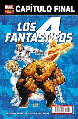 Los 4 Fantásticos / Los Cuatro Fantásticos Vol. 7 (2008-) #65
