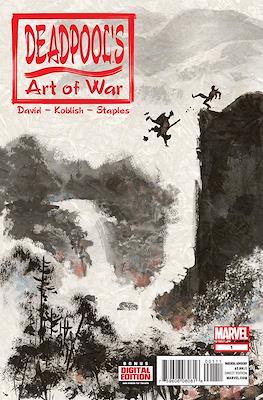 Deadpool's Art of War (Comic Book) #1