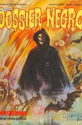 Dossier Negro (Rústica y grapa [1968 - 1988]) #158