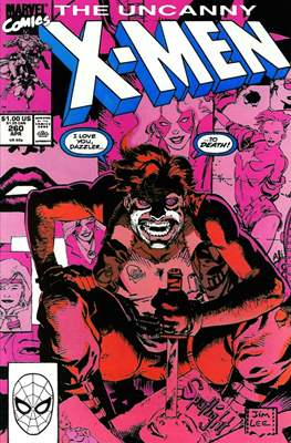 The Uncanny X-Men (1963-2011) (Comic-Book) #260