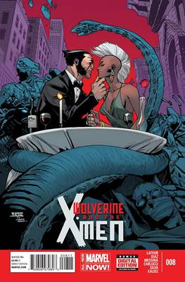 Wolverine and the X-Men Vol. 2 #8