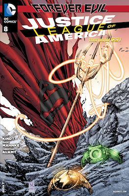 Justice League of America Vol. 3 (2013-2014) (Comic-Book) #8