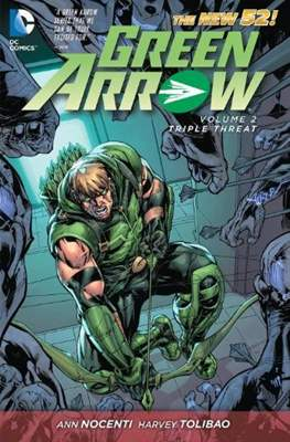 Green Arrow Vol. 5 (Comic book) #2