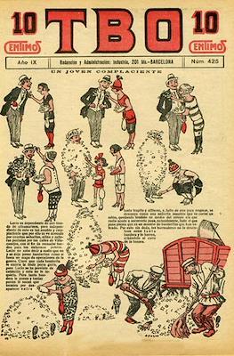 TBO (1917-1938) (Cuaderno) #425
