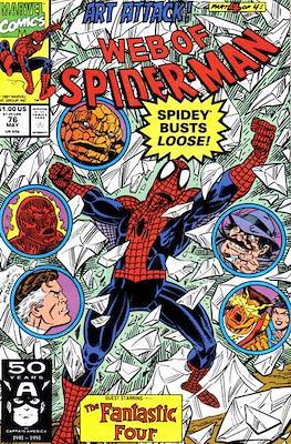 Web of Spider-Man Vol. 1 (1985-1995) (Comic-book) #76
