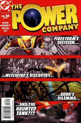 The Power Company (Comic Book) #16