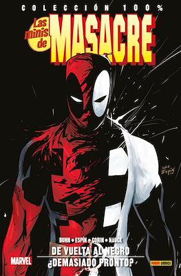 Las Minis de Masacre. 100% Marvel (Rústica con solapas) #9