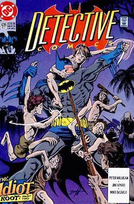 Detective Comics Vol. 1 (1937-2011; 2016-) (Comic Book) #639