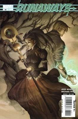 Runaways Vol. 2 (2005-2008) (Comic Book) #30