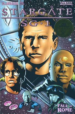 Stargate SG-1. Fall of Rome #1