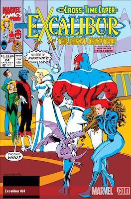 Excalibur Vol. 1 (Comic Book) #24