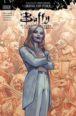 Buffy The Vampire Slayer (2019-) #21