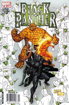 Black Panther Vol. 4 (2005-2008) (Comic Book) #32