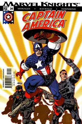 Captain America Vol. 4 (Comic Book) #24