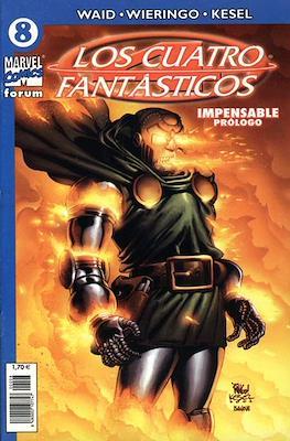 Los 4 Fantásticos Vol. 5 (2003-2004) (Grapa 24 pp) #8