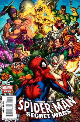 Spider-Man: Secret Wars (Comic Book) #2