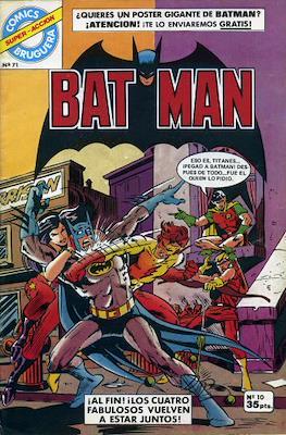 Super Acción / Batman Vol. 2 #10