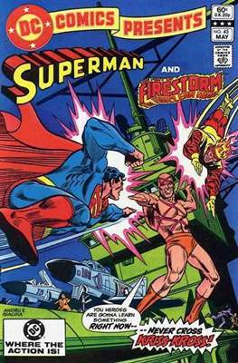 DC Comics Presents: Superman (Grapa) #45
