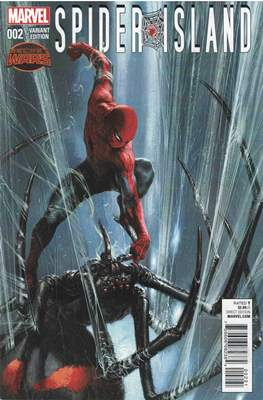Spider-Island (Variant Cover) (Comic Book) #2
