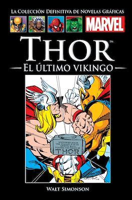 La Colección Definitiva de Novelas Gráficas Marvel (Cartoné) #4