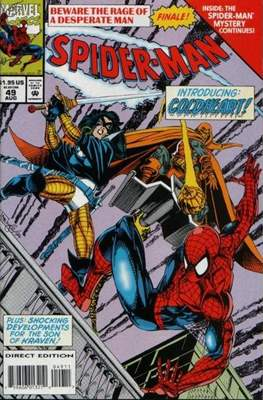 Spider-Man (Vol. 1 1990-2000) (Comic Book) #49