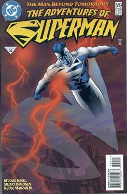 Superman Vol. 1 / Adventures of Superman Vol. 1 (1939-2011) (Comic Book) #549