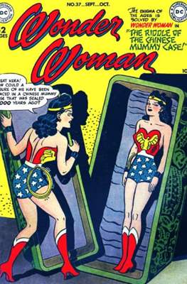 Wonder Woman Vol.1 (1942-1986; 2020-) (Comic Book) #37