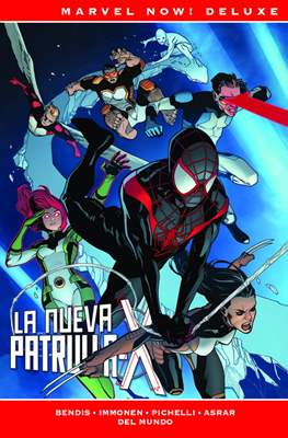 La Patrulla-X de Brian Michael Bendis. Marvel Now! Deluxe (Cartoné.) #6
