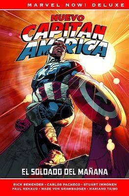 Capitán América de Rick Remender. Marvel Now! Deluxe #3